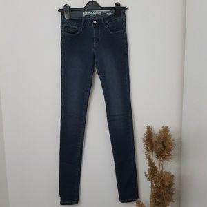 Parasuco Skinny Blue Jeans